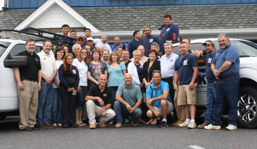 sterling roofing group team