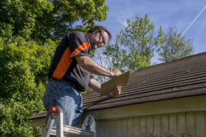 roof repair and estimation