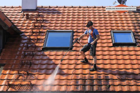 Roof Cleaning: Why, When, and How it Should Be Done