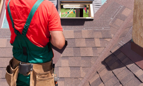 work with a bedford roofer