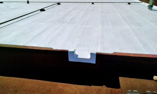 roof recovery system